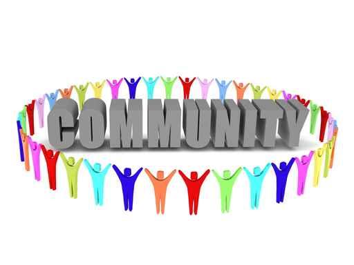 Phone Link Community Involvment